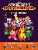 Minecraft Dungeons Stickerbuch