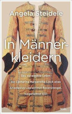 In Männerkleidern (eBook, ePUB) - Steidele, Angela