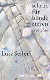 schrift für blinde riesen (eBook, ePUB)