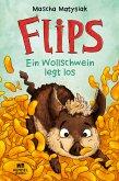 Flips - Ein Wollschwein legt los (eBook, ePUB)