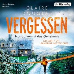 Vergessen - Nur du kennst das Geheimnis (MP3-Download) - Douglas, Claire