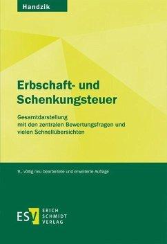 Erbschaft- und Schenkungsteuer (eBook, PDF) - Handzik, Peter