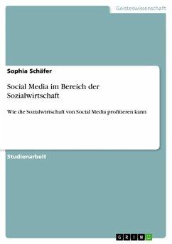 Social Media im Bereich der Sozialwirtschaft (eBook, PDF)