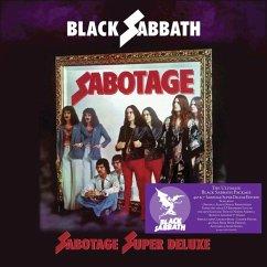 Sabotage (Super Deluxe Box Set) - Black Sabbath