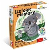 Ecologic Memory: Gefährdete Tiere (Kinderspiel)