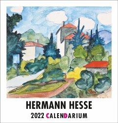 Hermann Hesse Calendarium 2022 - Hesse, Hermann