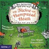 Die Füchse von Hampstead Heath, 4 Audio-CD