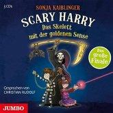 Das Skelett mit der goldenen Sense / Scary Harry Bd.9 (3 Audio-CDs)