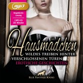 Hausmädchen - Wildes Treiben hinter verschlossenen Türen   Erotische Geschichten MP3CD, MP3-CD