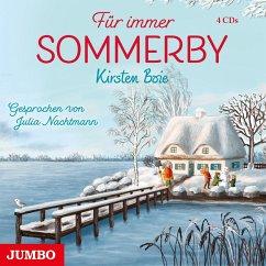 Für immer Sommerby / Sommerby Bd.3 (4 Audio-CDs) - Boie, Kirsten
