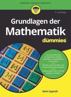 Grundlagen der Mathematik für Dummies - Zegarelli, Mark