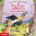 Tafiti und der große Zauberer / Tafiti Bd.17 (1 Audio-CD)