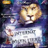 Der Verrat / Das Internat der bösen Tiere Bd.4 (1 MP3-CD)