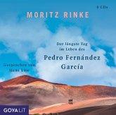 Der längste Tag im Leben des Pedro Fernández García, 6 Audio-CD