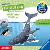 Wieso? Weshalb? Warum? Erstleser Wale und Delfine, Audio-CD