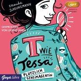 Plötzlich Geheimagentin! / T wie Tessa Bd.1 (1 MP3-CD)