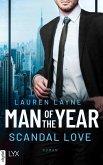 Man of the Year - Scandal Love (eBook, ePUB)