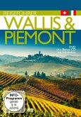 Reiseführer: Wallis & Piemont inkl.Volkslieder