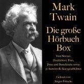 Mark Twain: Die große Hörbuch Box (MP3-Download)