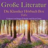Große Literatur: Die Klassiker Hörbuch Box (MP3-Download)