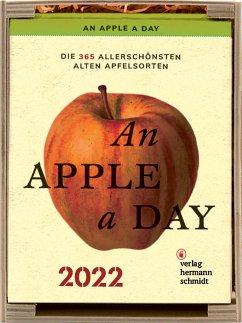 An Apple a Day Kalender 2022 - Rädeker, Jochen