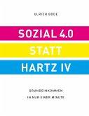 Sozial 4.0 statt Hartz IV