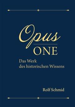 Opus one (eBook, ePUB)