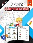 Reading Comprehension Activity Workbook - Preschool & Kindergarten: Games and Activities to Support Kindergarten & Preschool Skills, Reading Comprehen