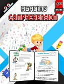 Reading Comprehension for 1st Grade: Games and Activities to Support Grade 1 Skills, 1st Grade Reading Comprehension Workbook