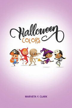 Halloween Colors - Clark, Marveta Y.
