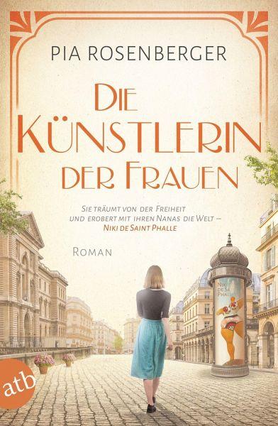 Buch-Reihe Mutige Frauen zwischen Kunst und Liebe