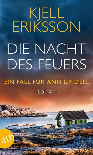 Buch-Reihe Ann Lindell von Kjell Eriksson