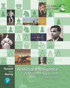 Artificial Intelligence: A Modern Approach, Global Edition - Norvig, Peter;Russell, Stuart