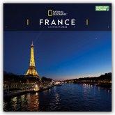 National Geographic France - Frankreich 2022 - 12-Monatskalender