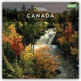 National Geographic Canada - Kanada 2022 - 12-Monatskalender