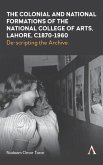 Colonialism, Culture and Arts Education in Pakistan: De-Scripting the Archive