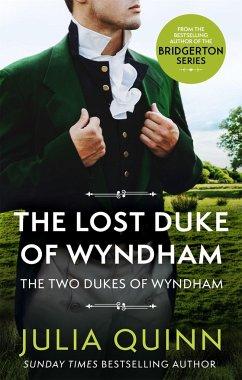 The Lost Duke Of Wyndham - Quinn, Julia