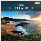 IRELAND NATIONAL GEOGRAPHIC SQUARE WALL