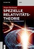 Spezielle Relativitätstheorie (eBook, ePUB)