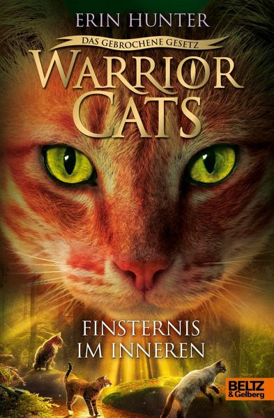 Buch-Reihe Warrior Cats Staffel 7