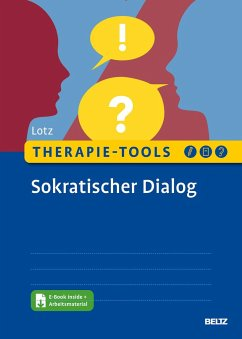 Therapie-Tools Sokratischer Dialog - Lotz, Norbert