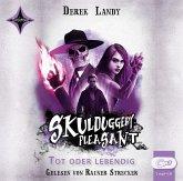 Tot oder lebendig / Skulduggery Pleasant Bd.14 (2 MP3-CDs)