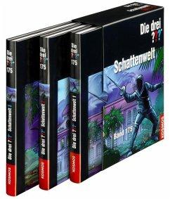 Schattenwelt / Die drei Fragezeichen Bd.175 (Restauflage) - Erlhoff, Kari; Buchna, Hendrik; Dittert, Christoph