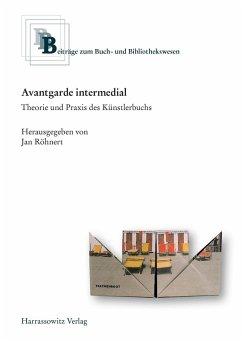 Avantgarde intermedial (eBook, PDF)