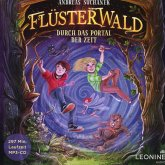 Flüsterwald - Durch das Portal der Zeit, 1 Audio-CD