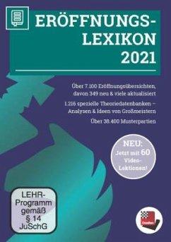 Eröffnungslexikon 2021, DVD-ROM
