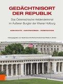 Gedächtnisort der Republik (eBook, PDF)