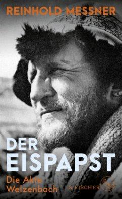 Der Eispapst (Mängelexemplar) - Messner, Reinhold