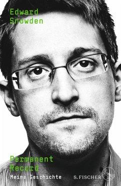 Permanent Record (Mängelexemplar) - Snowden, Edward
