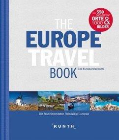The Europe Travel Book (Restauflage)